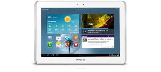 Vand tableta Samsung gt-p5100.