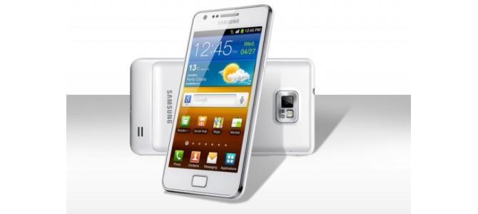 Vand Samsung galaxy S2+ alb impecabil Pret:600ron
