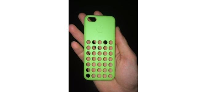 Husa Iphone 5c verde originala