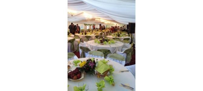 Corturi nunta, evenimente