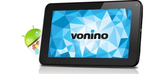 Van tableta Vonino Sirius QS