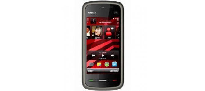 Vand telefon Nokia 5230.