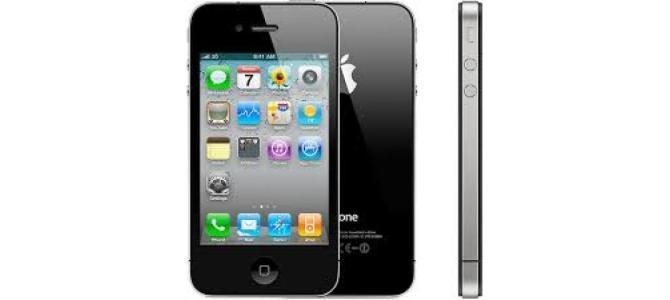 Vand telefon Iphone 4.
