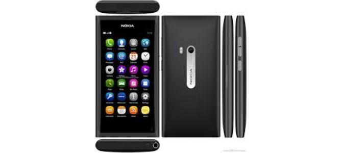 Vand telefon Nokia N9.