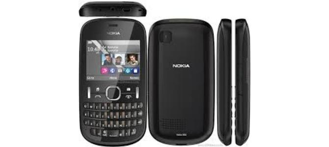 Vand telefon Nokia 200.