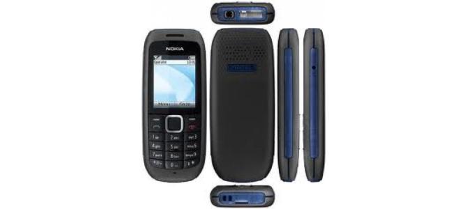 Vand telefon Nokia 1616.