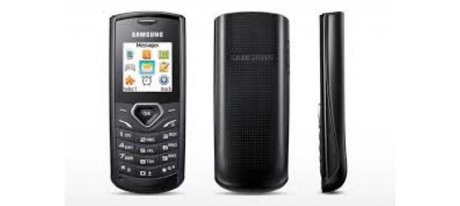 Vand telefon Samsung e1170.