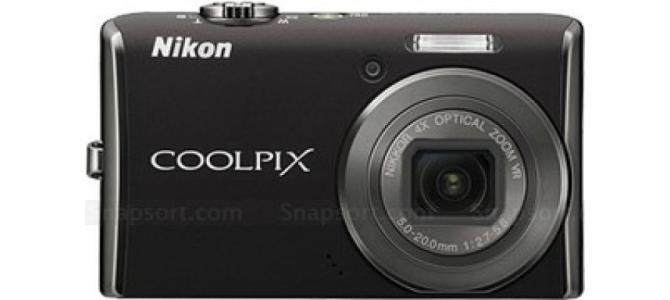 Vand aparat fotoNIKON COOLPIX S3300 16MP