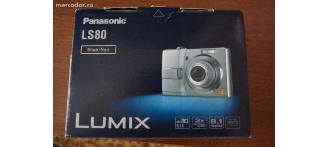 Vand aparat foto PANASONIC LUMIX DMC-1S80 8,1MP
