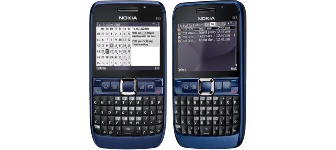 Vand Nokia e63