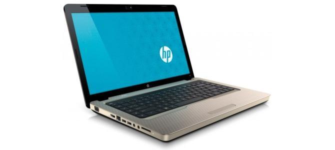 Vand laptop HP G62
