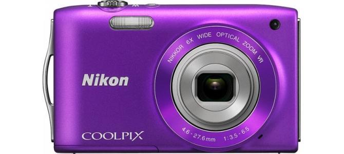 Vand aparat foto NIKON COOLPIX S3300-16MP.