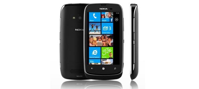 Vand Nokia Lumia 610