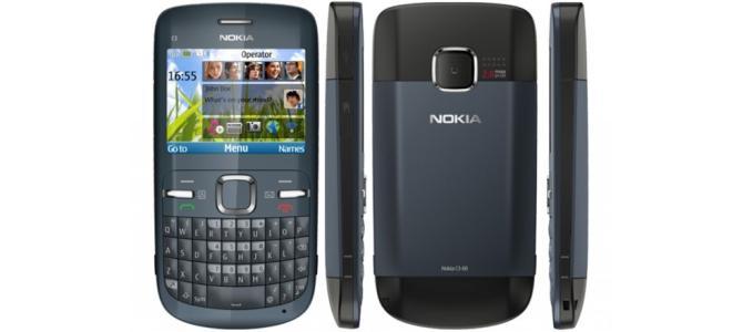 Vand Nokia C3