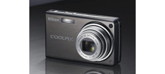 Vand aparat foto nNikon Coolpix S550-10MP.