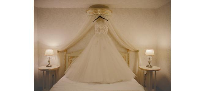 Vand rochie de mireasa - printesa Rosemarie 2014