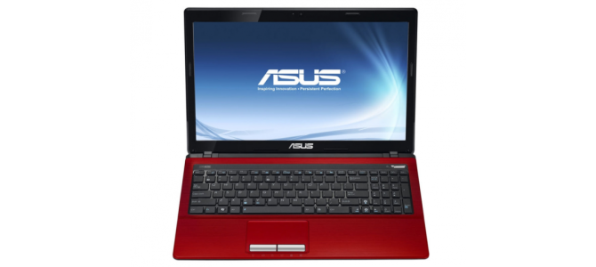 *- Laptop Asus Red - i3 - LED - HDMI - Ice Cool Technology - *