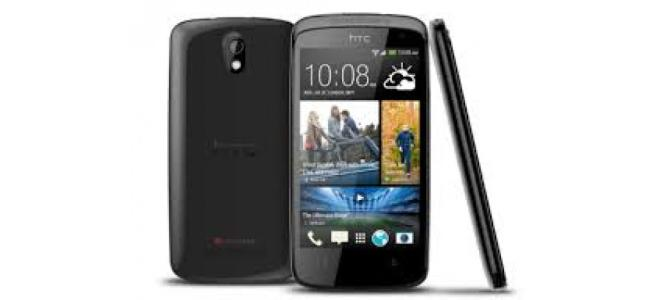 Vand telefon Htc Desire 500.