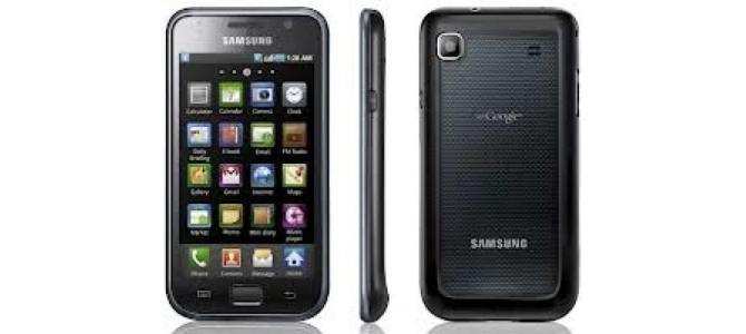 Vand telefon Samsung S1.