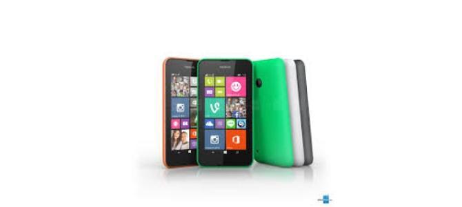 Vand telefon Nokia 530.