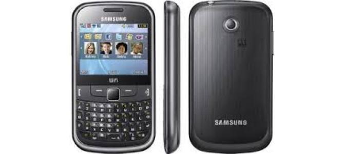 Vand telefon Samsung S3350.