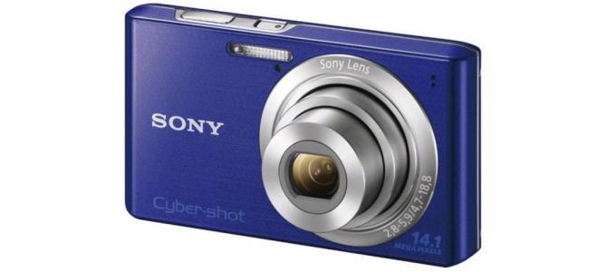Vand aparat foto SONY DSC-W610 14,1MP