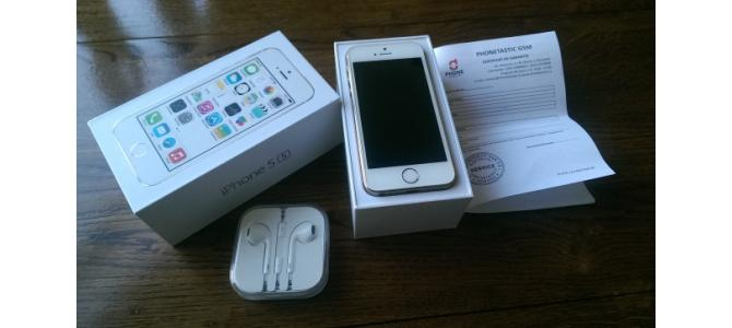 Vand iPhone 5s Gold