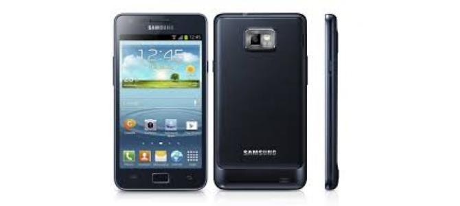 Vand telefon Samsung S2.