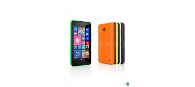 Vand telefon Nokia Lumia 630.