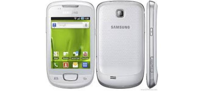 Vand telefon Samsung S5570.