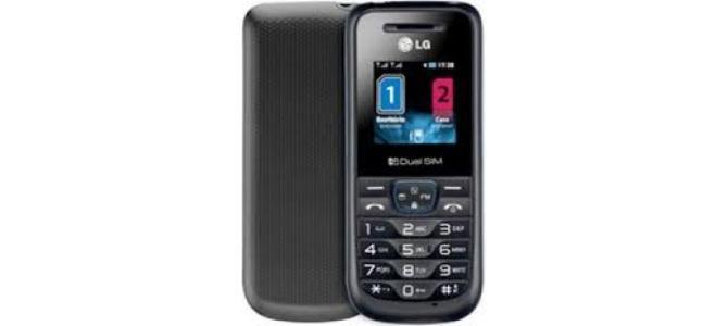 Vand telefon Lg A190.