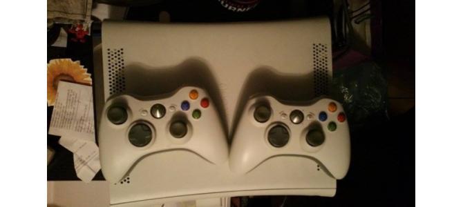 Xbox 360 +15 Jocuri