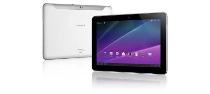 Vand tableta Samsung gt-p7500.