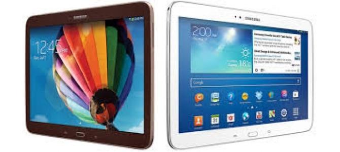 vand tableta Samsung P5200.
