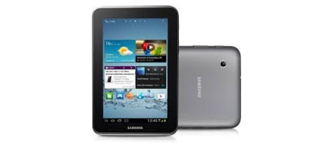 Vand tableta Samsung P3110.