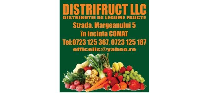 Distributie legume - fructe