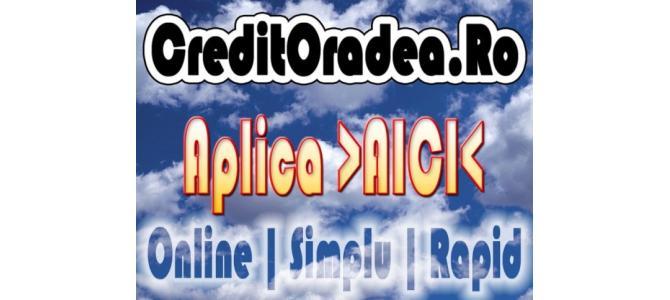 Credit Oradea cu buletinul avantajos - Detalii AICI