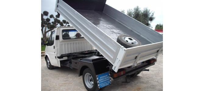 Transport nisip, balast, pamnat, materiale constructii