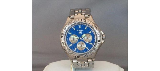 Vand ceas FOSSIL BLUE BQ-8795