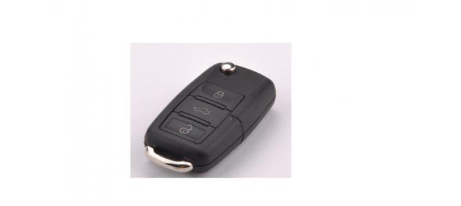 Vand carcasa cheie briceag cu 3 butoane. Pentru modele: VW, AUDI, SKODA, CU EMBLEMA VW