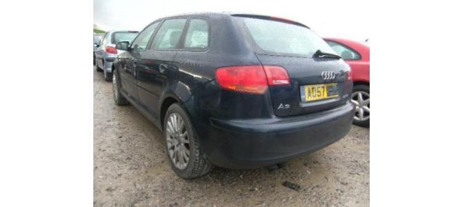 vindem piese pentru Audi A3 sportback 2007 2.0tdi 0754375375