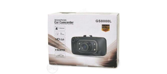 Camera auto full hd novatek gs8000l