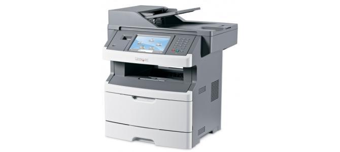 Imprimanta Multifunctionala laser monocrom Lexmark x464de PRET: 985 Lei