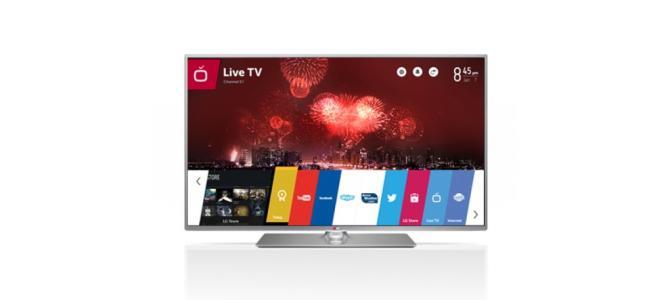 Vand televizor Led CINEMA 3D Smart TV cu webOS,47LB650V