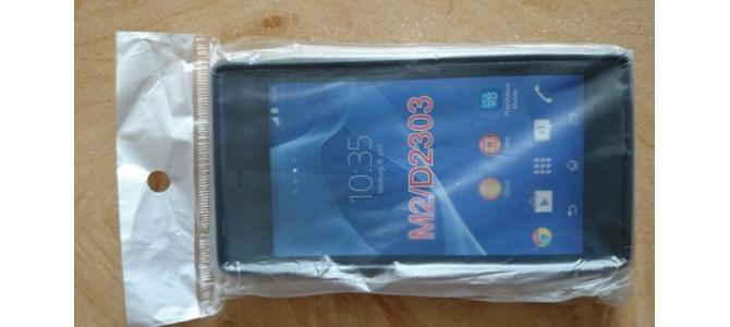 Husa Sony Xperia M 2 silicon gel-15 Ron