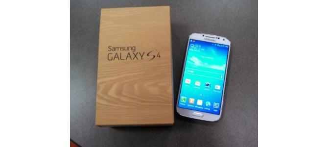 Vand Samsung Galaxy S4