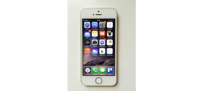 Iphone 5S Gold 32 GB în stare buna: 1150 lei