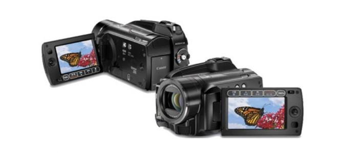 Vand Canon Vixia HG20 HD60GB nou toate acesoriile 150Euro