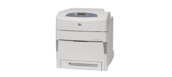 Imprimanta laser HP Color Laserjet 5550dn (duplex + retea) Q3716A PRET: 1685 RON