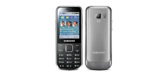 Vand telefon Samsung c3530.